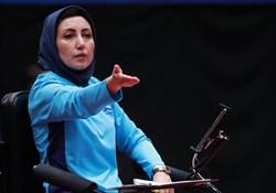 قضاوت داور ایرانی  در فینال تنیس روی میز  مردان آسیا