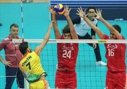 پیروزی قاطعانه والیبالیستهای ایران برابر هند/ چینتایپه حریف والیبال ایران در دور سوم