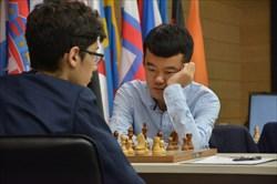 شکست فیروزجا از بخت نخست قهرمانی و حذف از جام جهانی شطرنج