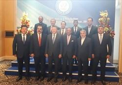 برگزاری سومین مجمع عمومی کمیتههای المپیک کشورهای آسیای میانه/  موافقت شیخ احمد با پیشنهاد صالحی امیری