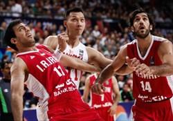 صعود ۵ پلهای تیم ملی بسکتبال ایران در آخرین رنکینگ فیبا