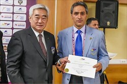 دوره المپیک سولیداریتی برای تکواندو در پاکستان با تدریس داور ایرانی
