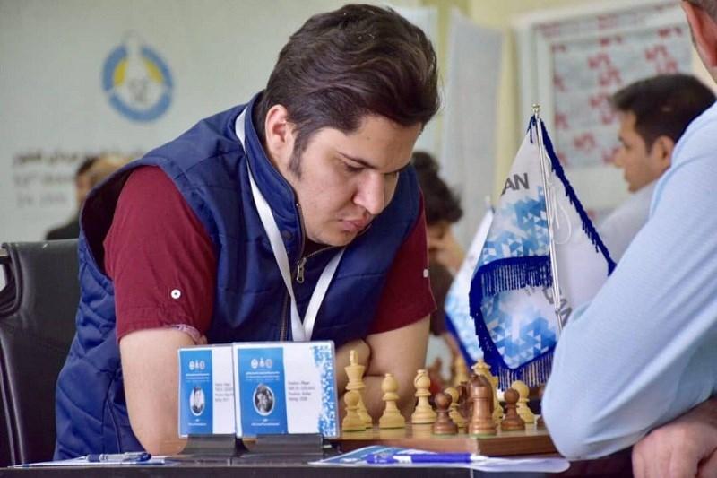 قهرمانی  مصدقپور در شطرنج بین المللی ابن سینا