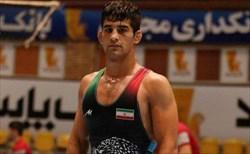 آزادکار وزن 70کیلوگرم ایران مدال برنز جهانی را کسب کرد