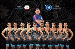 تیم کشتی آزاد ایران چهارم  جهان شد/ رده بندی تیمی و انفرادی مسابقات