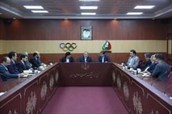 برگزاری نشست ستاد فرهنگی بازی های المپیک توکیو