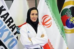 خوشقدم مربی تیم ملی کاراته بانوان شد