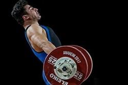 پایان کار هاشمی با عنوان هفتمی در وزنه برداری قهرمانی جهان