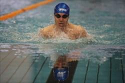 شناگر ایران به مدال برنز ۵۰ متر پروانه رسید