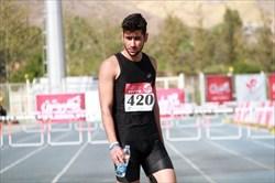 مهدی پیرجهان: از عملکردم در رقابت های جهان راضی نیستم/به دنبال ورودی المپیک هستم.