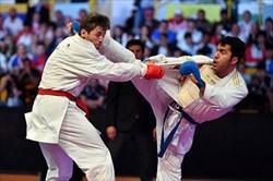۷ کاراته کا ایرانی در میان ۱۰ نفر برتر جهان