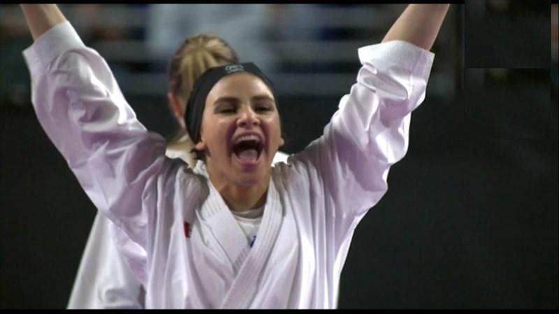 بهمنیار به فینال  کاراته وان روسیه راه یافت/ عسگری و خاکسار به دیدار رده بندی