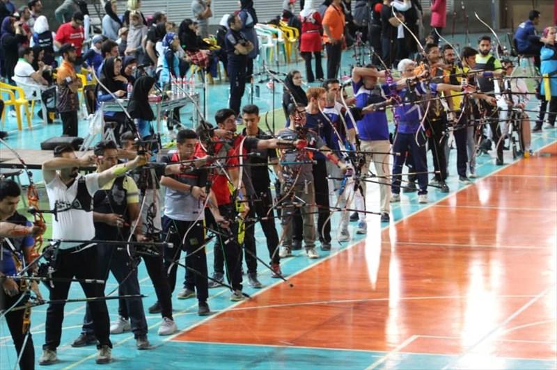 برترین های مسابقات  کامپوند کشوری  مشخص شدند