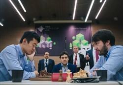 قهرمانی رجباف در جام جهانی شطرنج