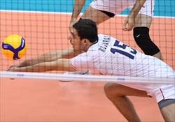 تیم ملی والیبال ایران با ترکیبی جوان از سد استرالیا گذشت