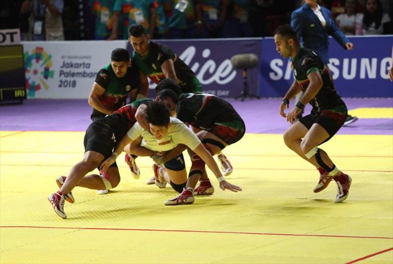 تکلیف تیم های شرکت کننده در رقابت های کبدی جوانان جهان مشخص شد