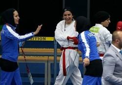 روز پرفروغ کاراته ایران