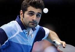 حذف سه نماینده ایران از تور جهانی تنیس روی میز آلمان