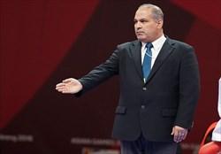 قضاوت سلیمی در نخستین دوره بازیهای جهانی ساحلی