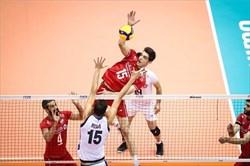 ششمین باخت تیم ملی والیبال ایران مقابل ایتالیا رقم خورد