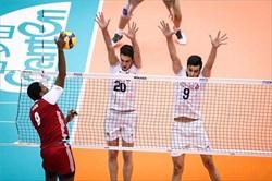 پرونده والیبال ایران در جام جهانی با شکست بسته شد