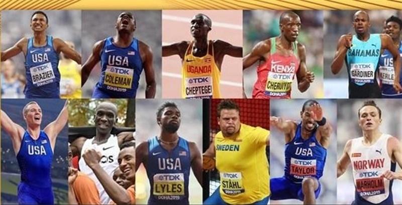 نامزدهای بهترین ورزشکار مرد سال 2019 معرفی شدند