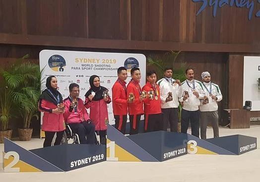 تیم P4 کشورمان در جایگاه دوم جهان ایستاد