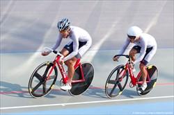ششمی رکابزنان جوان  ایران در گام نخست قهرمانی آسیا
