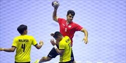 پیروزی هندبالیست های ایران مقابل کرهجنوبی