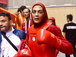 صعود دو بانوی سانداکار ایران به فینال قهرمانی جهان