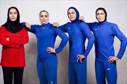 الهه منصوریان بر سکوی قهرمانی ووشوی جهان/ پایان طلایی تیم سه نفره بانوان