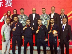 نایب قهرمانی باارزش ووشو در مسابقات جهانی
