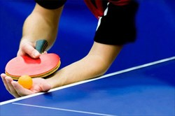 صعود تیم دو نفره ایران به فینال  اُپن جهانی تنیس روی میز جوانان