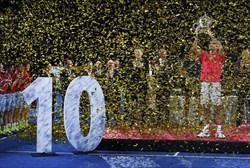 راجر فدرر قهرمان مسابقات 500 امتیازی بازل سوئیس