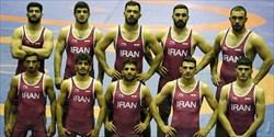 آزادکاران امید ایران نایب قهرمان جهان شدند