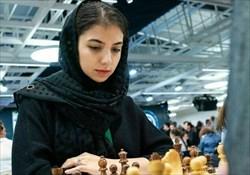 هشتمی خادم الشریعه در  جام شطرنج سریع کارپف