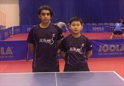 راهیابی شمس به نیمه نهایی تنیس روی میز قهرمانی نوجوانان جهان