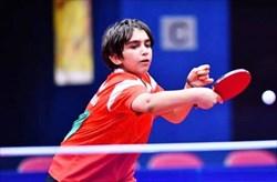 قهرمانی نوید شمس در مسابقات تنیس روی میز اپن جهانی