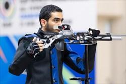 صداقت به فینال تفنگ سه وضعیت راه یافت