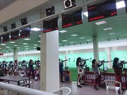 کسب مدال برنز آسیا توسط تیم جوانان تفنگ دختران
