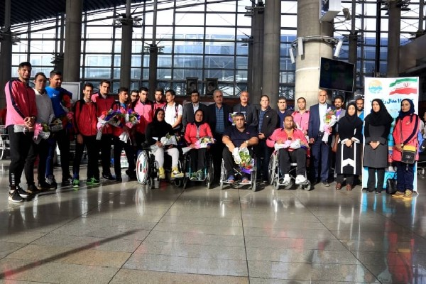 کسب  13 سهمیه پارالمپیک توسط پارادومیدانی کاران ایران