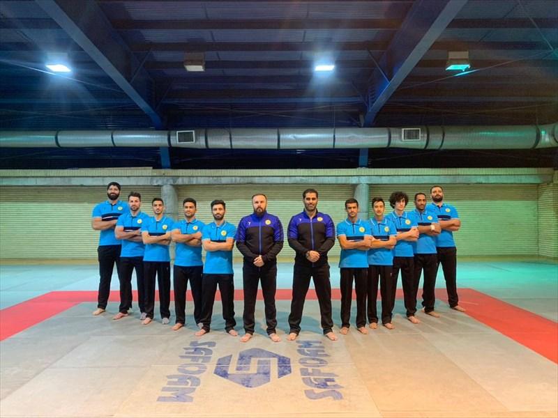 مسابقات قهرمانی جهان جوجیتسوjjif / ابوظبی - امارات
