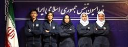 حضور نمایندگان ایران در فینال تنیس قهرمانی زیر 13 سال آسیا
