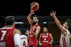 دعوت تیمملی بسکتبال ایران  به تورنمت ژاپن