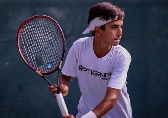 قهرمانی تیم دونفره دختران ایران و کسری رحمانی در  تنیس زیر 13 سال غرب آسیا