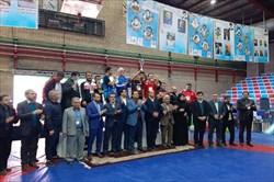 قهرمانی ایران در مسابقات بین المللی کشتی نونهالان ونوجوانان