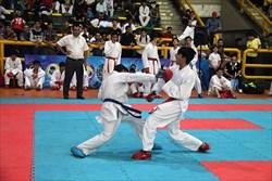 برگزاری مرحله پایانی لیگ کاراته وان 23 تا 25 بهمن ماه