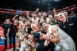 صعود ایران به المپیک یکی ازلحظات برتر بسکتبال آسیا در سال 2019