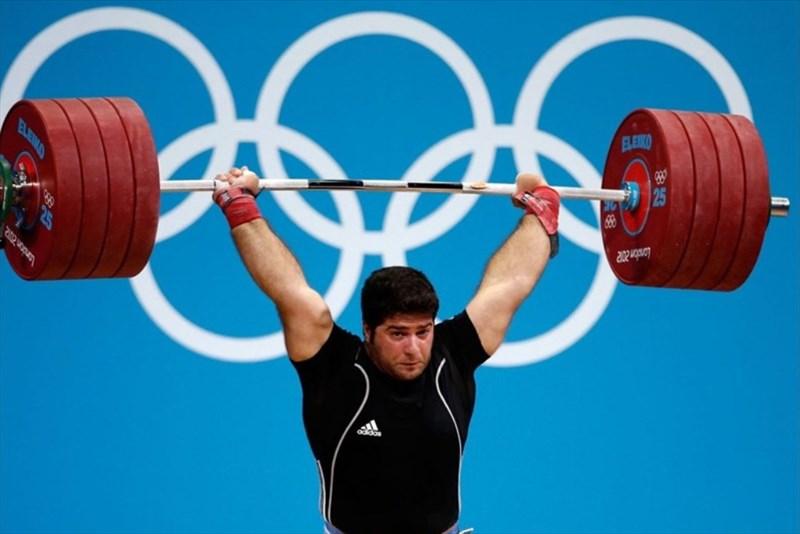 مدال طلای المپیک2012 به  نصیرشلال رسید