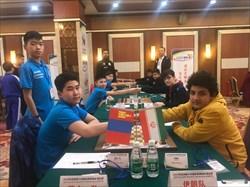 شطرنج بازان نوجوان ایران صدرنشین آسیا شدند